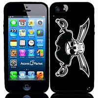 Pirate Skull X Bones For Iphone 6 Case Cover