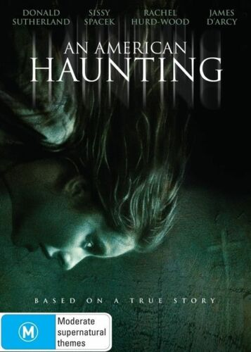 1 of 1 - An American Haunting (DVD, 2011)*R4*Excellent Condition*Donald Sutherland
