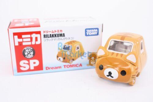 Takara Tomy Dream Tomica SP Rilakkuma Cat Costume Version Diecast Toy Car