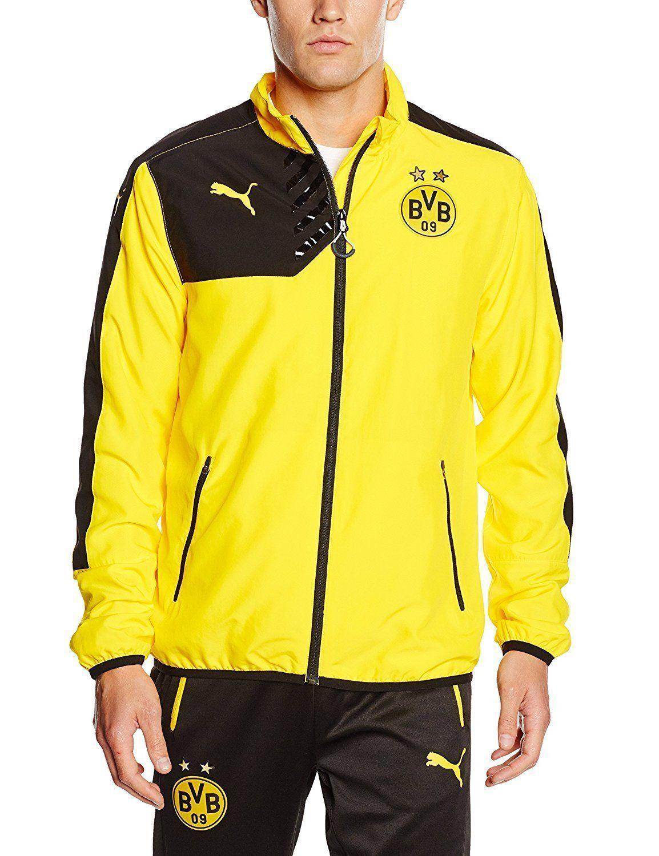 [ -60% ] Veste Puma Borussia Dortmund 2016 ( ( 2016 747928-01 ) bd2867