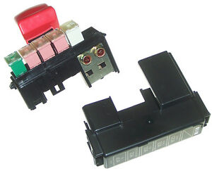 mazda rx 7 rx7 new main fuse block connected to the battery 1993 to rh ebay com 100 Amp Battery Fuse 200A Fuse 5.8V