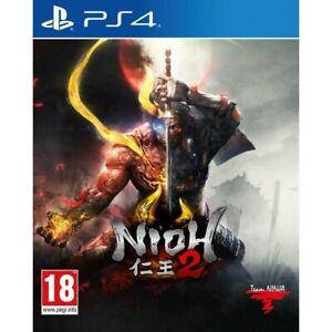 NIOH-2-PS4-ITALIANO-PLAYSTATION-4-COD-9346609