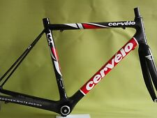 CERVELO R3 Team CSC TISCALI Rahmen Gabel Set frame fork carbon size S / 51 cm