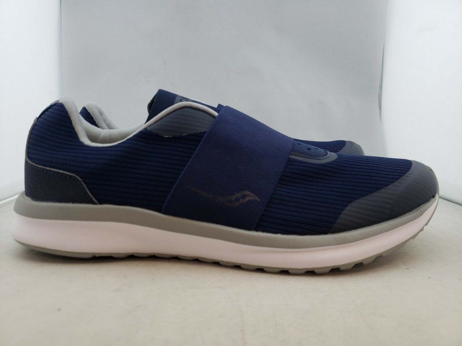 Saucony Strech N Go Smooth Navy Running shoes Women's US 8 (T)