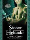 Shadow Highlander Library Edition Grant Donna Ferguson Antony Narrator