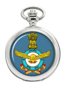 Indisch-Air-Force-Taschenuhr