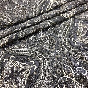 waverly fabric paisley decor yard upholstery inspirations weight med