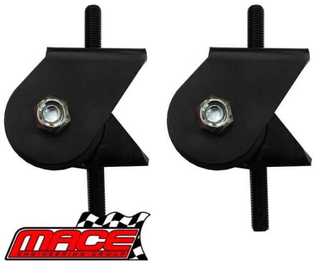 2 X UNBREAKABLE ENGINE MOUNT HOLDEN COMMODORE VY VZ LS1 L76 L98 5.7L 6.0L V8