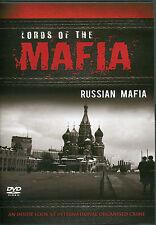 LORDS OF THE MAFIA RUSSIAN MAFIA DVD - AN INSIDE LOOK AT INTERNATIONAL CRIME
