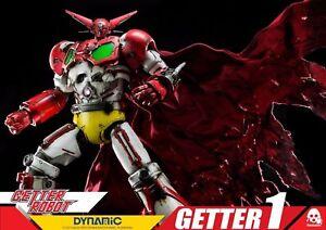 Robots Intellective Getter 1 Getter Roboter Dynamic Threezero Neu Removing Obstruction Toys & Hobbies