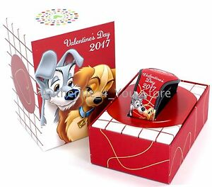 2017 Disney Valentine S Day Lady And The Tramp Magicband Red Magic