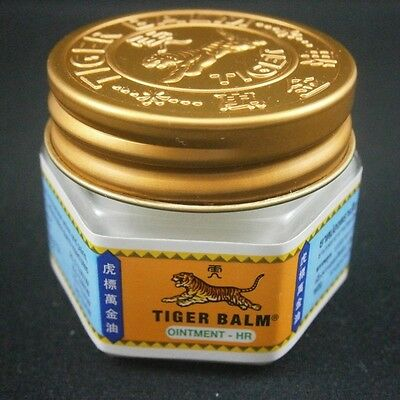 Thai Herbal Medicine Refreshing Relief Headache Insect Balm Menthol Oil