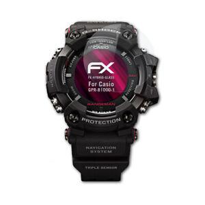 atFoliX-Pellicola-Vetro-per-Casio-GPR-B1000-1-9H-Armatura-di-protezione