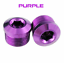 1Pair-Bicycle-Pedals-Bearing-End-Caps-nut-For-Wellgo-Xpedo-Exustar-Bike-pedals miniatura 13