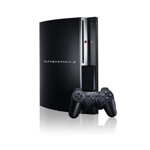Sony Playstation 3 Slim Cech 2501b 320gb Console Charcoal Black For Sale Online Ebay