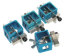 AK6805 Sealey Butt Welding Clamp Set 4pc [Panel Tools]