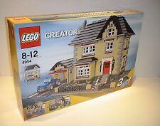 LEGO® Creator - 4954 Stadthaus - Sammlerstück  - NEU/OVP - MISB