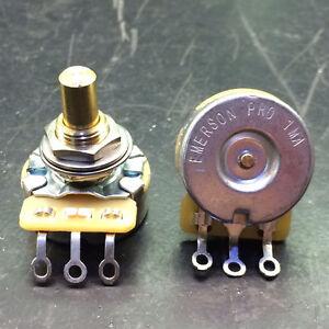 Emerson-Custom-CTS-Potentiometer-1-Meg-Ohm-Choice-of-Split-Solid-Shaft