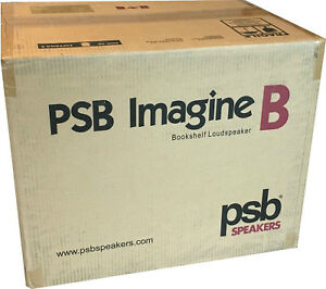 Image Is Loading Brand New Pair PSB Imagine B Dark Cherry