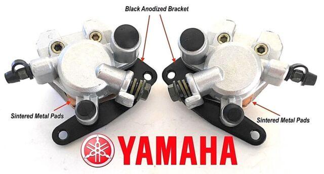 NEW LEFT / RIGHT ATV FRONT BRAKE CALIPER FOR YAMAHA BANSHEE 350 YFZ350
