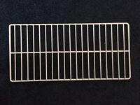RESTAURANT FRIDGE FREEZER SHELF WHITE PLASTIC COATED LENGTH 600mm WIDTH 285mm