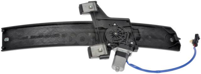 Power Window Motor and Regulator Assembly Front Left fits 06-10 PT Cruiser