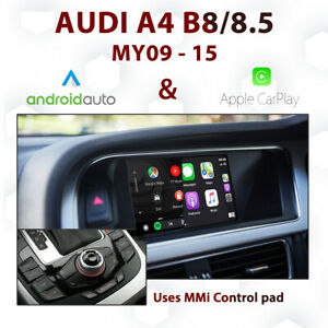 Audi-A4-B8-8-5-2009-2015-3G-MMI-Apple-CarPlay-amp-Android-Auto-Integration