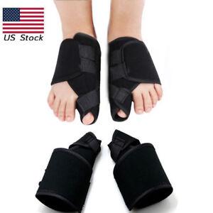 2PCS-Big-Toe-Bunion-Splint-Straightener-Corrector-Valgus-Bunion-Relief-Foot-Pain