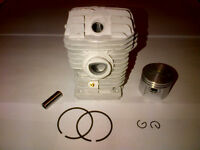 Cylinder And Piston Kit Fits Stihl Ms230 - 40mm Ships From Usa