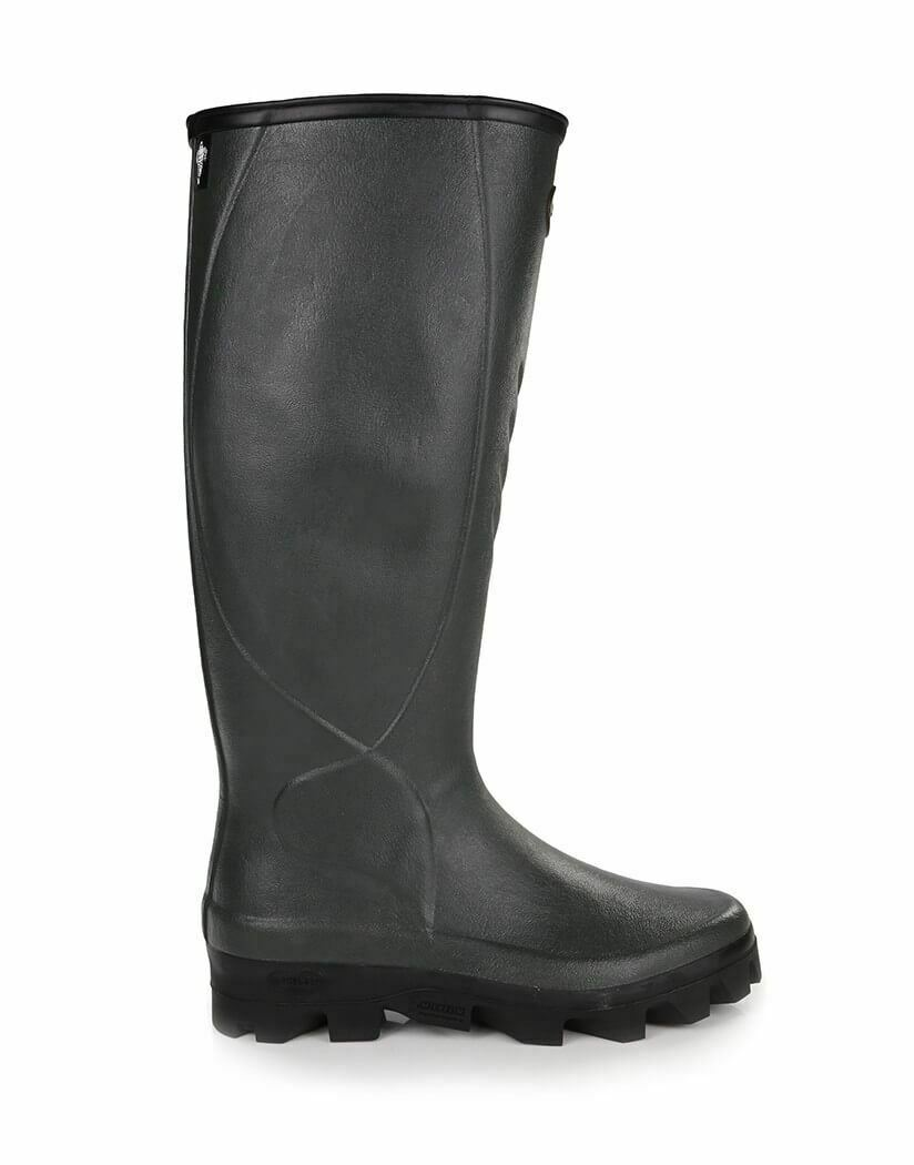 Le Chameau Ceres Jerey Lined Wellingtons Boots-Bronze (Hunting Walking)