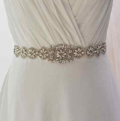 Rhinestones Pearls Wedding Belts,Bridal Belts sashes,Bridal Wedding sashes Belt