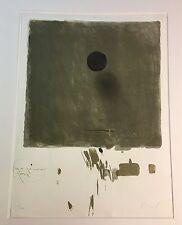 Unbekannt  Undeutlich Unleserlich Pastoser Farbkreis schwarz auf Litho 39/40