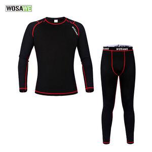 Mens-Winter-Compression-Fleece-Thermal-Baselayer-Underwear-Shirts-Pants-Leggings