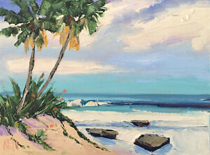 COAST-PALMS-2019-Original-Expression-Seascape-Oil-Painting-9x12-034-021419-KEN
