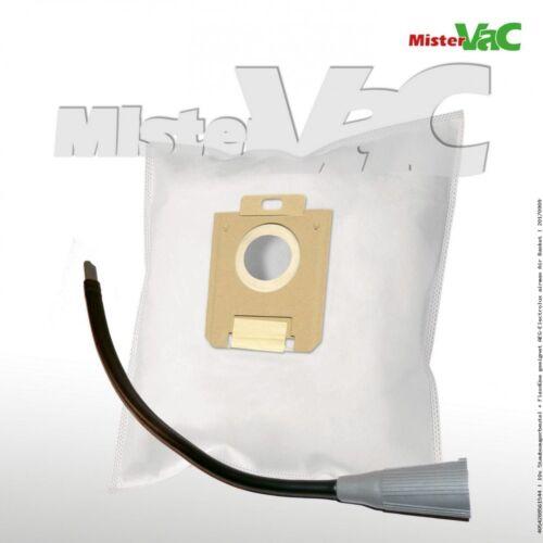 10x Staubsaugerbeutel Flexdüse geeignet Philips FC 9008//01 Universe