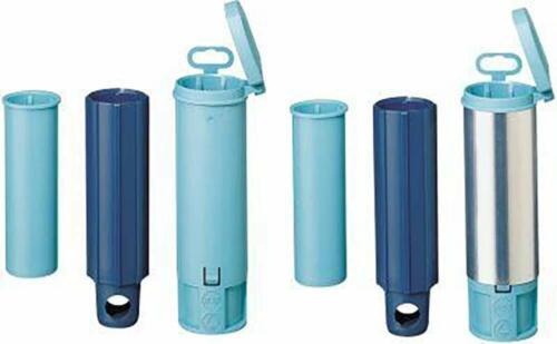 Blome Bodenhülse Kunststoff 55 3 teilig 50 40 mm 11055 für Wäschespinne