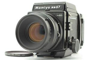 Exc-5-Mamiya-RB67-Pro-SD-w-K-L-KL-127mm-f-3-5-120-Film-Back-From-Japan-370