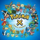 Pokemon X 10 Years of Pokemon Pokemon Audio CD
