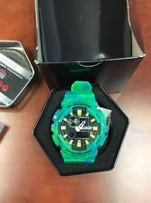 Casio G-Shock GAX-100MB-3A G-Lide Green Watch