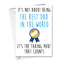 Funny-Rude-Fathers-Day-Cards-Humour-Cheeky-from-dog-Funny-cards-for-DAD-father thumbnail 2