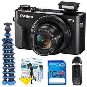 佳能 PowerShot g7 X Mark II 20.1mp 數碼相機-交易-Expo 初學者捆綁出售物品 !
