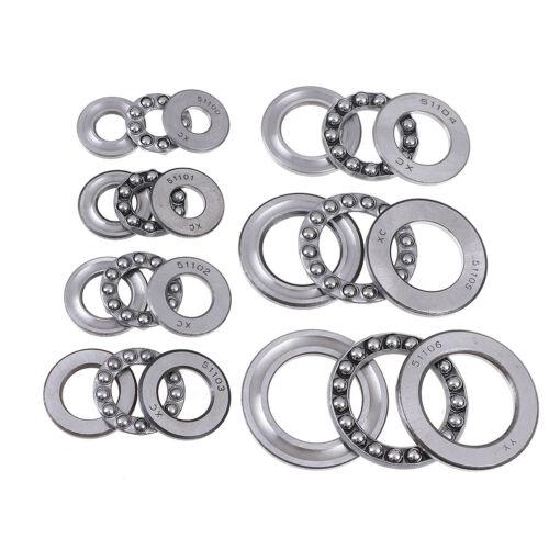 Thrust ball bearings 3 part 51100 series 51100 to 51106   ES