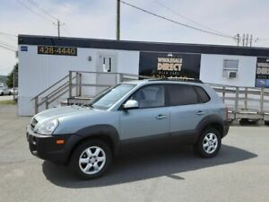 2005 Hyundai Tucson GL CLEAN CARFAX! LOW KM!!