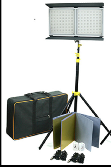 1pc 2000 LED Camera Studio Light Continuous Lighting for Video Photo