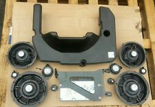 AUDI A4 AVANT B&O BANG & OLUFSEN AMPLIFIER SPEAKERS SOUNDSYSTEM