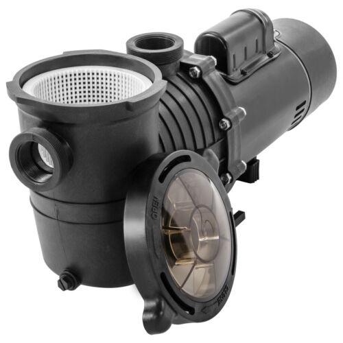 2HP Dual Speed High-Flo Inground Swimming Pool Pump Energy Saving Variable Speed