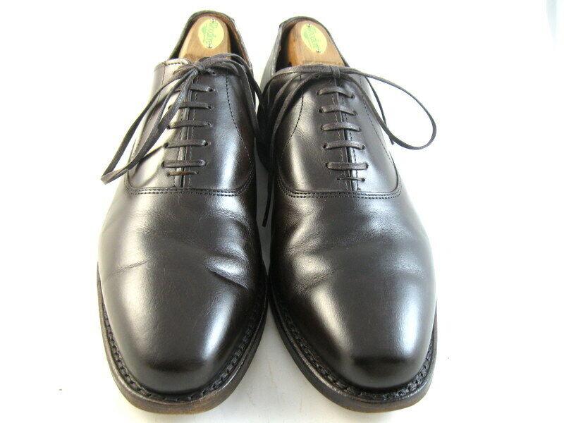 Allen Edmonds  CARLYLE  Oxfords 9 D Brown  (889)