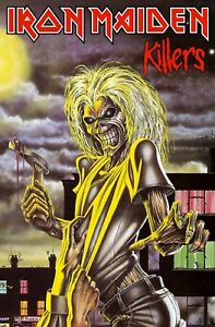Iron-Maiden-Killers-Premium-Poster-Flag-Official-Fabric-Textile-Banner