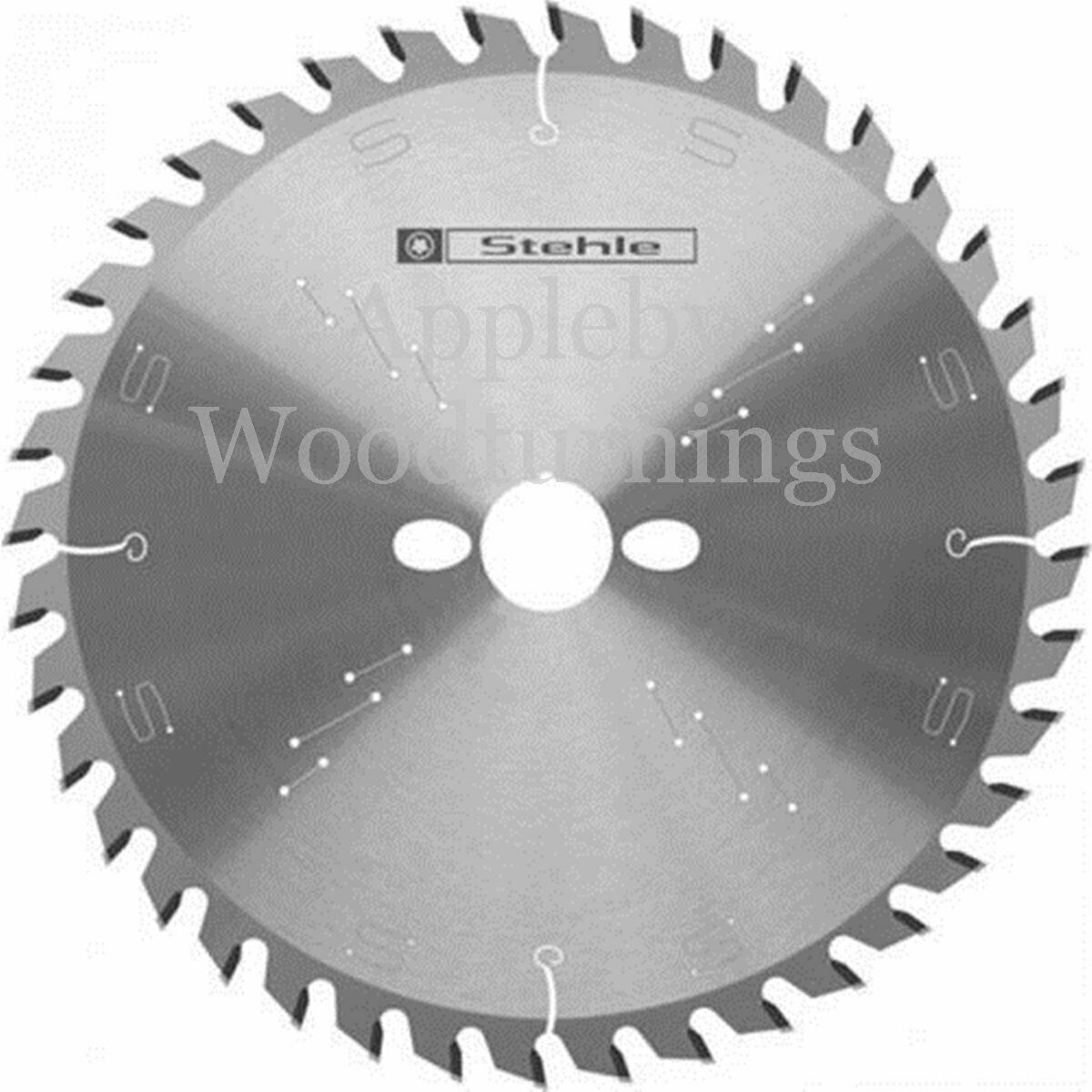 160mm Z=48 Id=20 STEHLE Hand Held   Portable Saw Blade To Fit Festool TSC55