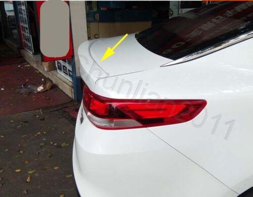 Factory Style Spoiler Wing ABS for 2016-2018 Kia Optima K5 Sedan Wing